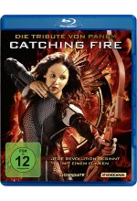Die Tribute von Panem - Catching Fire Blu-ray-Cover