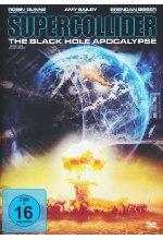 Supercollider - The Black Hole Apocalypse DVD-Cover