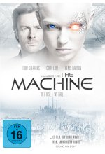 The Machine - They Rise. We Fall. DVD-Cover