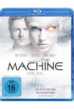 The Machine - They Rise. We Fall. Blu-ray-Cover