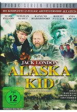 Jack London - Alaska Kid - Goldrausch in Alaska  [4 DVDs] DVD-Cover