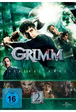 Grimm - Staffel 2  [6 DVDs] DVD-Cover