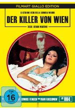 Der Killer von Wien - Filmart Giallo Edition Nr. 4 DVD-Cover