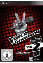 The Voice of Germany Vol. 2 (inkl. 2 Mikros) Cover