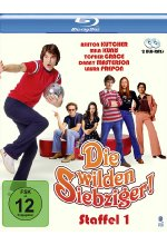Die wilden Siebziger! - Staffel 1  [2 BRs] Blu-ray-Cover