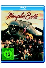 Memphis Belle Blu-ray-Cover