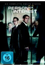 Person of Interest - Staffel 2  [6 DVDs] DVD-Cover