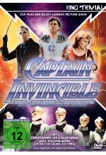 Captain Invincible DVD-Cover