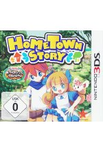 Hometown Story - The Family of Harvest Moon Cover