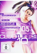 Clubtunes on DVD 10 DVD-Cover