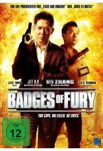 Badges of Fury DVD-Cover