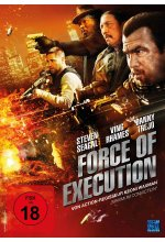 Force of Execution DVD-Cover
