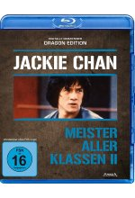 Jackie Chan - Meister aller Klassen 2 - Dragon Edition Blu-ray-Cover