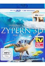 Faszination Insel - Zypern  (inkl. 2D-Version) Blu-ray 3D-Cover