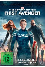 The Return of the First Avenger DVD-Cover