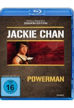 Jackie Chan - Powerman - Dragon Edition Blu-ray-Cover