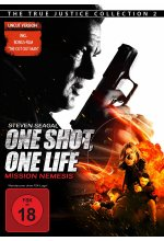 One Shot, One Life - Mission Nemesis - Uncut/The True Justice Collection 2 DVD-Cover