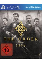 The Order: 1886 Cover