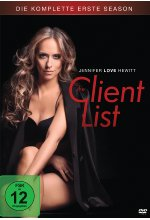 The Client List - Season 1  [3 DVDs] DVD-Cover