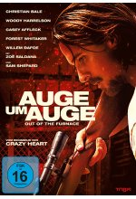 Auge um Auge - Out of the Furnace DVD-Cover