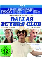 Dallas Buyers Club Blu-ray-Cover