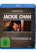 Jackie Chan - Powerman 2 - Dragon Edition Blu-ray-Cover