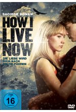 How I Live Now DVD-Cover