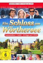Ein Schloß am Wörthersee - Sammeledition/Staffel 1  [5 DVDs] DVD-Cover