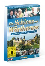 Ein Schloß am Wörthersee - Sammeledition/Staffel 2  [6 DVDs] DVD-Cover