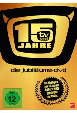 TV Total - 15 Jahre Jubiläums Box  [4 DVDs] DVD-Cover