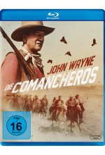 Die Comancheros Blu-ray-Cover