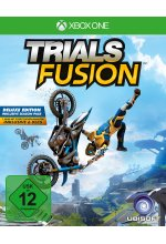 Trials Fusion (Deluxe Edition) Cover