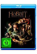 Der Hobbit 2 - Smaugs Einöde Blu-ray-Cover