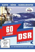 60 Jahre DSR DVD-Cover