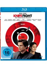 Knife Fight - Die Gier nach Macht Blu-ray-Cover