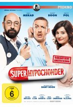 Super-Hypochonder DVD-Cover