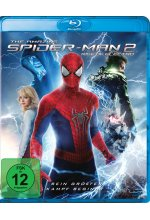 The Amazing Spider-Man 2 - Rise of Electro  (Mastered in 4K) Blu-ray-Cover