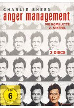 Anger Management - Staffel 2  [3 DVDs] DVD-Cover
