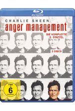 Anger Management - Staffel 2  [2 BRs] Blu-ray-Cover