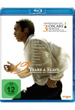 12 Years a Slave Blu-ray-Cover