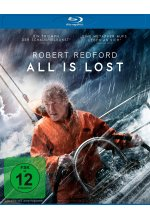 All Is Lost Blu-ray-Cover