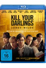 Kill Your Darlings - Junge Wilde Blu-ray-Cover