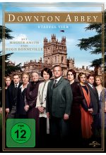 Downton Abbey - Staffel 4  [4 DVDs] DVD-Cover