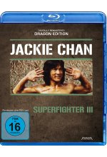 Jackie Chan - Superfighter 3 - Dragon Edition Blu-ray-Cover