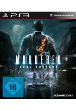 Murdered - Soul Suspect Cover