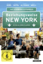 Beziehungsweise New York DVD-Cover