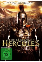 The Legend of Hercules DVD-Cover