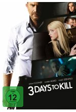 3 Days to Kill DVD-Cover