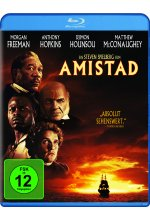Amistad Blu-ray-Cover