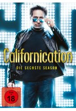 Californication - Season 6  [3 DVDs] DVD-Cover